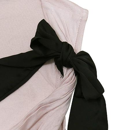 H&M(에이치엔엠) 핑크컬러 리본장식 나시 이미지4 - 고이비토 중고명품