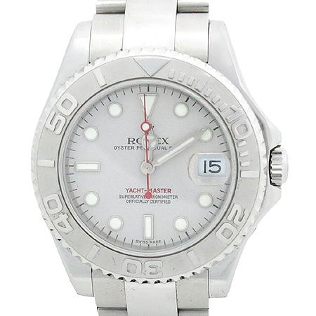 Rolex(로렉스) 168622 스틸 YACHT-MASTER (요트 마스터) 남녀공용 시계