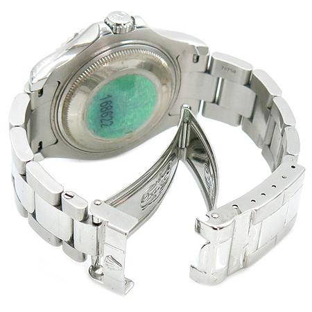Rolex(로렉스) 168622 스틸 YACHT-MASTER (요트 마스터) 남녀공용 시계 이미지4 - 고이비토 중고명품