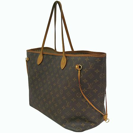 Louis Vuitton(루이비통) M40157 모노그램 캔버스 네버풀 GM 숄더백 [일산매장] 이미지3 - 고이비토 중고명품