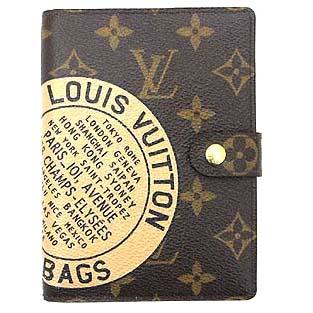 Louis Vuitton(루이비통) R21039 모노그램 캔버스 TRUNKS&BAGS 다이어리 [분당매장]