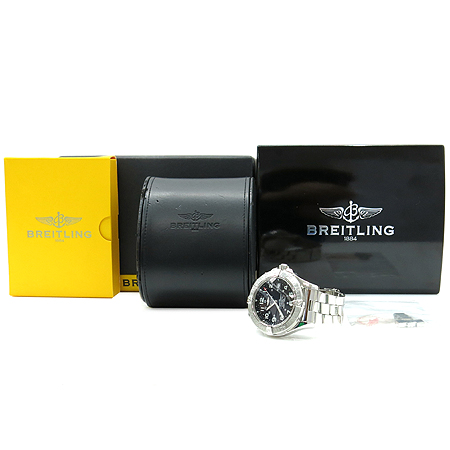 BREITLING(브라이틀링) A1736006/B63PN SUPER OCEAN(슈퍼오션)오토매틱스틸 남성용 시계 [압구정매장]