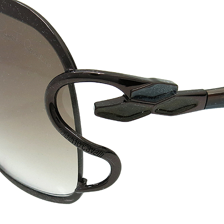 CAVALLI(카발리) 578S 크리스탈 로고 장식 메탈 선글라스