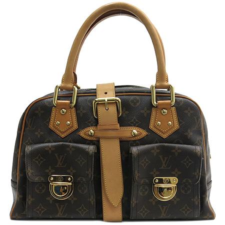 Louis Vuitton(루이비통) M40025 모노그램 캔버스 맨하탄GM 토트백 이미지2 - 고이비토 중고명품