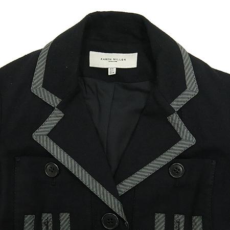 KAREN MILLEN(카렌밀렌) 블랙컬러 자켓 이미지2 - 고이비토 중고명품