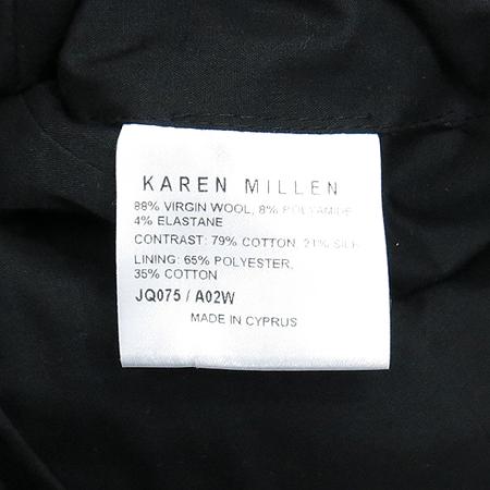 KAREN MILLEN(카렌밀렌) 블랙컬러 자켓 이미지4 - 고이비토 중고명품