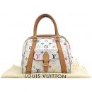 Louis Vuitton(루이비통) M40096 모노그램 멀티 화이트 프리실라 토트백 [강남본점]