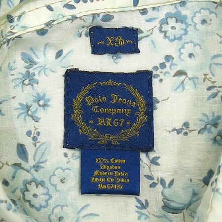 Polo Jeans(폴로 진스) 플라워패턴 남방