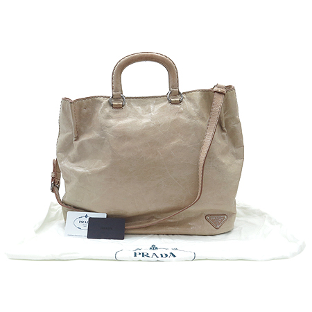 Prada(프라다) BR4617 VITELLO SHINE(비텔로 샤인) CIPRIA 레더 2WAY [대구반월당본점]
