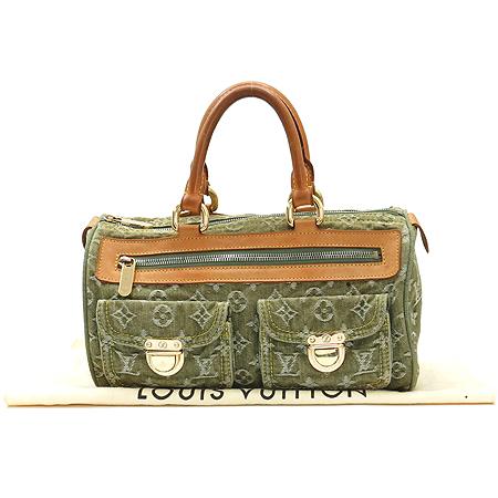Louis Vuitton(루이비통) M95215 모노그램 데님 네오 스피디 토트백