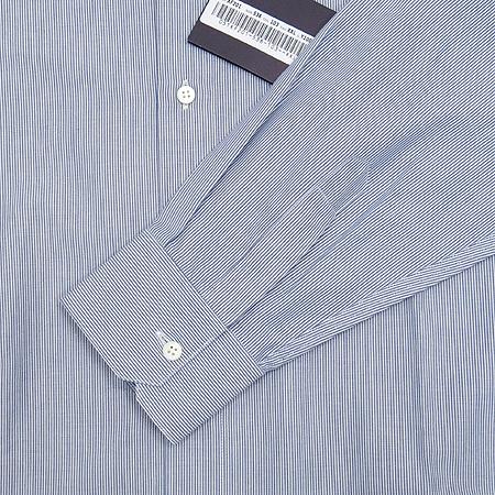 Zegna(제냐) 네이비컬러 스트라이프 셔츠