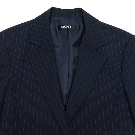 DKNY(도나카란) 네이비컬러 스트라이프 정장