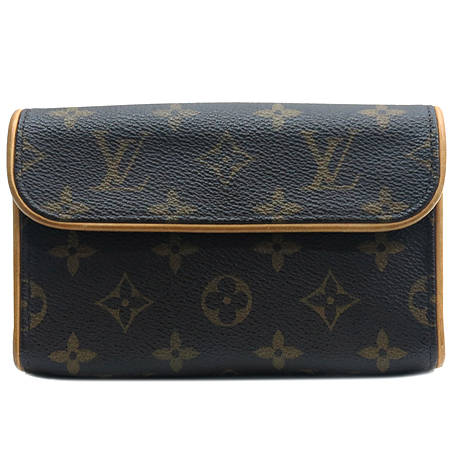 Louis Vuitton(루이비통) M51855 모노그램 캔버스 포쉐트 플로렌틴 파우치 + M67303 힙색 스트랩 이미지2 - 고이비토 중고명품