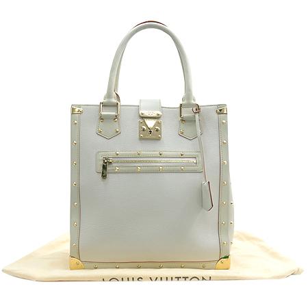 Louis Vuitton(루이비통) M91819 수할리 레더 Le Imprevisible 금장 토트백