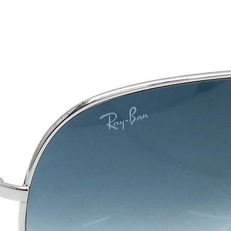 RAY-BAN(레이벤) RB3211 측면 로고 글라데이션 글래스 선글라스 [압구정매장]