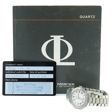 Baume&Mercier(보메메르시에) RIVIERA (리비에라) 스틸 여성용 시계