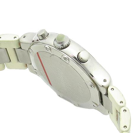 Cartier(까르띠에) W10197U2 21세기 크로노스캐프 러버밴드 S사이즈 남여 공용 쿼츠 시계