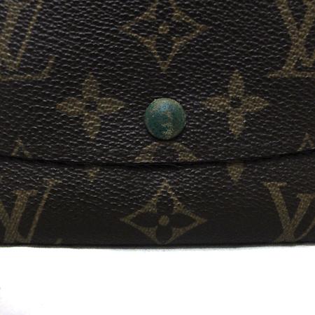 Louis Vuitton(루이비통) M60137 모노그램 캔버스 그린 에밀리에 월릿 장지갑 [부천 현대점]