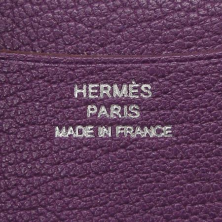 Hermes(에르메스) 퍼플 율리쎄 쁘띠 다이어리