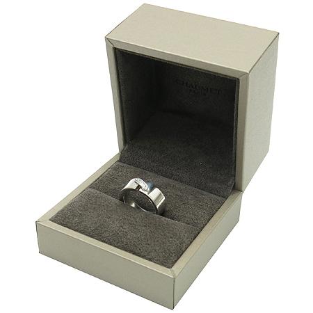CHAUMET(쇼메) 18K(750) 화이트 골드 리앙 5포인트 다이아 반지 - 8호 [강남본점] 이미지2 - 고이비토 중고명품