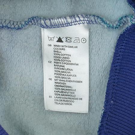 H&M(에이치엔엠) 블록스트라이프 후드 집업 가디건 이미지5 - 고이비토 중고명품