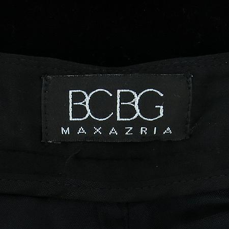 BCBG(비씨비지) 블랙컬러 벨벳 바지