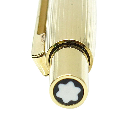 Montblanc(몽블랑) 솔리테어 금장 볼펜