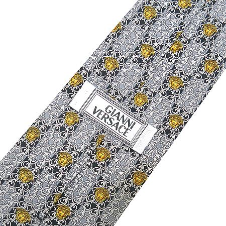 Versace(베르사체) 100% 실크 넥타이 이미지2 - 고이비토 중고명품