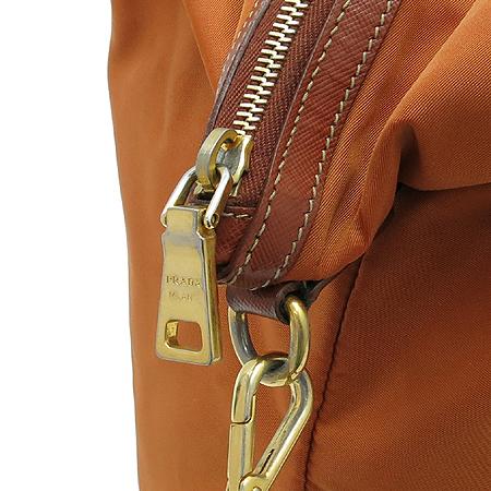 Prada(프라다) BR4262 금장 로고 패브릭 쇼퍼 토트백+크로스스트랩 [강남본점] 이미지5 - 고이비토 중고명품