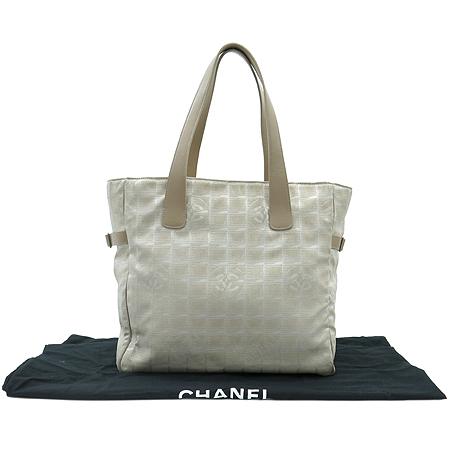Chanel(샤넬) 뉴 트레블 패브릭 숄더백 [강남본점]