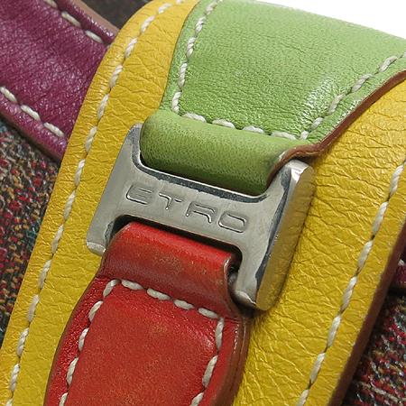 Etro(에트로) 01839 페이즐리 멀티 컬러 숄더백