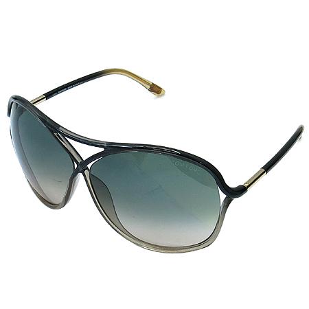 TOMFORD(톰포드) TF184 20B 투톤 컬러 금장 장식 뿔테 선글라스 [부산센텀본점] 이미지2 - 고이비토 중고명품