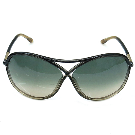 TOMFORD(톰포드) TF184 20B 투톤 컬러 금장 장식 뿔테 선글라스 [강남본점] 이미지3 - 고이비토 중고명품