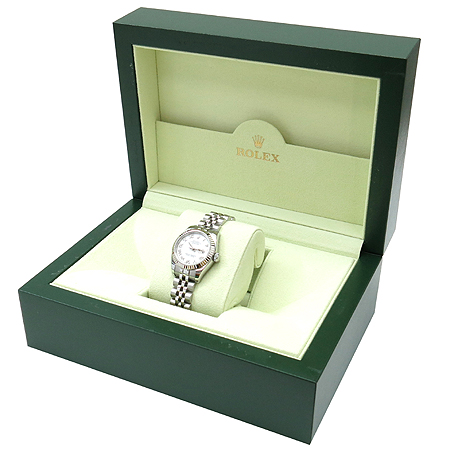 Rolex(로렉스) 179174 스틸 로마자 DATE JUST(데이저스트) 여성용 시계 [동대문점]