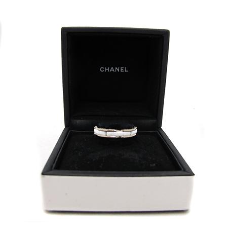 Chanel(샤넬) J3091 18K 화이트골드 화이트 세라믹 울트라 반지 14호 [부천 현대점]