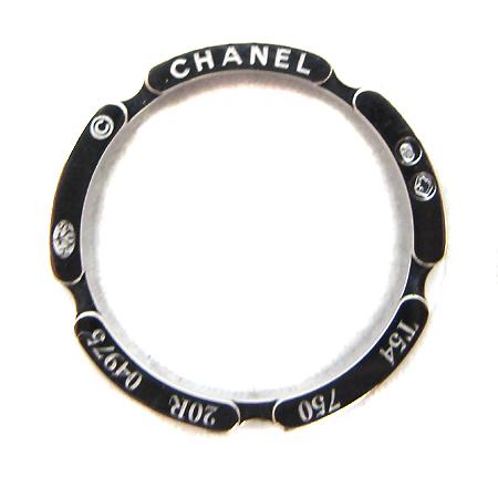 Chanel(샤넬) J3091 18K 화이트골드 화이트 세라믹 울트라 반지 14호 [부천 현대점] 이미지4 - 고이비토 중고명품