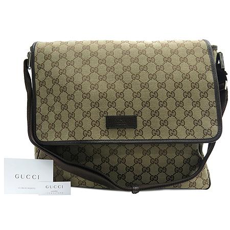 Gucci(����) 233052 GG�ΰ� �ڰ��� ũ�ν���