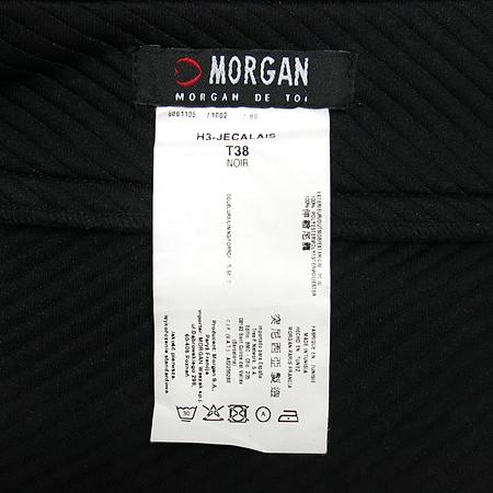 MORGAN(모르간) 블랙컬러 스커트
