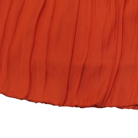 Vanessabruno(바네사브루노) 오렌지컬러 스커트