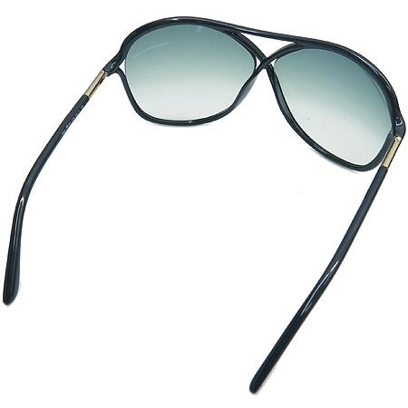 TOMFORD(톰포드) TF184 01B 측면 금장 장식 블랙 뿔테 선글라스 [부산센텀본점] 이미지4 - 고이비토 중고명품