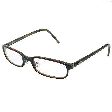 Gucci(구찌) 1504 브라운 뿔테 안경테