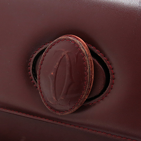 Cartier(까르띠에) 루비 레더 크로스백 이미지4 - 고이비토 중고명품