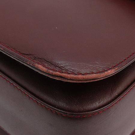 Cartier(까르띠에) 루비 레더 크로스백