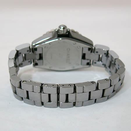Chanel(샤넬) H2978 J12 CHROMATIC(크로매틱) 티타늄 세라믹 33MM 쿼츠 여성용 시계 [일산매장]