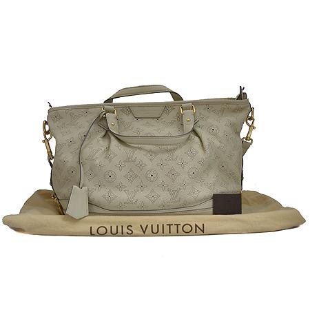 Louis Vuitton(루이비통) M93175 마히나 레더 스텔라 PM 파우더 토트백 + 숄더 스트랩 [강남본점]