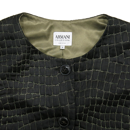 Armani COLLEZIONI(아르마니 꼴레지오니) 블랙컬러 자켓