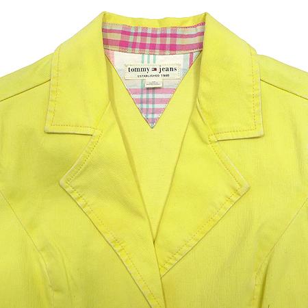 Tommy(타미) 옐로우컬러 자켓 이미지2 - 고이비토 중고명품