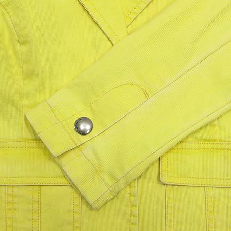 Tommy(타미) 옐로우컬러 자켓 이미지3 - 고이비토 중고명품