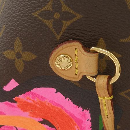 Louis Vuitton(루이비통) M48613 모노그램 캔버스 한정판 로즈 네버풀 MM 숄더백 [잠실점]