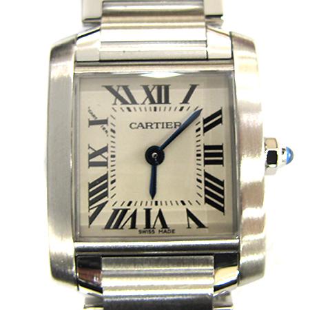 Cartier(까르띠에) W51008Q3 탱크 S 사이즈 스틸 여성용 시계 [부천 현대점] 이미지2 - 고이비토 중고명품